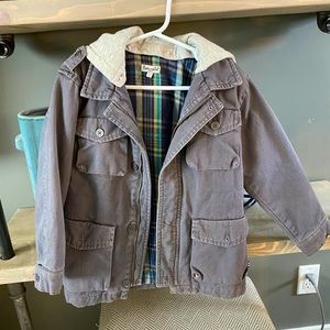 Splendid boys hooded jacket - size 5/6